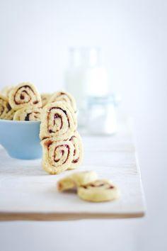 10 Dicembre - #Calendario dell'#Avvento - La #ricetta dei #frollini con #confettura di #ciliegie :) Un'altra #idearegalo per il vostro #Natale! - New #recipe on #OPSD blog: #Jam swirls #cookies - #AdventCalendar - #Christmas - #homemade #gift - #Holiday