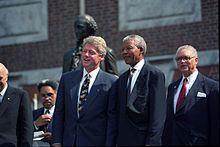 Nelson Mandela – Wikipédia, a enciclopédia livre