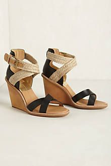 Ether Wedges - anthropologie.com