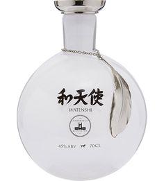 Watenshi Gin from the Cambridge Distillery Alcohol Bottles, Liquor Bottles, Vodka Bottle, Perfume Bottles, Gins Of The World, Gin Gifts, Gin Tasting, Relaxer, Geneva
