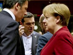EU Frustration Mounts as Greeks Try to Bypass Aid Process.(April 24th 2015)