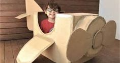 Airplane boxcar