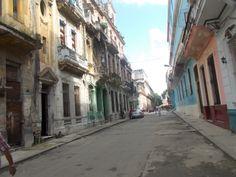 Street in Habana Cuba