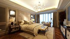 Bedroom Art Deco (38 pics): luxury and comfort