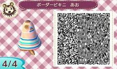 Welcome to Animal Crossing New Leaf Designs! Please don't ask for QR requests, as I don't do them. I haven't made any of these QR codes unless stated otherwise. Qr Code Animal Crossing, Animal Crossing Qr Codes Clothes, Strawberry Sundae, Strawberry Dress, Motif Acnl, Ac New Leaf, Happy Home Designer, Flag Signs, Blog