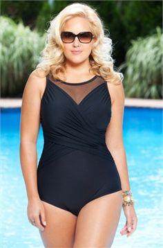 64e117b86b For plus size women with style. Longitude SwimwearCasual ...