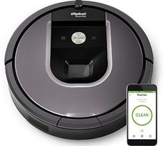 iRobot Roomba 960 Robot Vacuum with Wi-Fi Connectivity