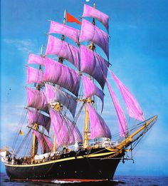 .If I had it ship, it might look like this. But remember, looks are deceiving! Only the best pirates aboard my ship!