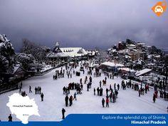 Enjoy summers in the gorgeous city of Shimla!!  #RentACar #Shimla #Summers #HolidayDiaries #Vacations #MakeATripToRemember #RoadTrip #BeautifulPlaces #MustVisit #ZipMyCar #Travel #Tourism #IndiaTravels #ExploreIndia #SelfDrive #Chauffeured #TravelEasy