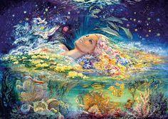 Aphrodite - Josephine Wall