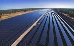 Belectric schließt das größte First Solar – Dünnschicht Solarkraftwerk Europas mit 128 MWp Leistung ans Netz an