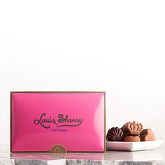Louis Sherry Chocolate Truffle Collection