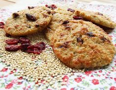 cookies-cranberries- à essayer:)