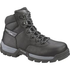 0af6291c5e1f Protect yourself from heavy jobsite hazards with the Guardian boot's  advanced composite safety rated-toe. Full grain leather and non-conductive,  this rugge