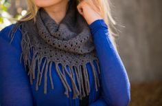 Soft Sadie Infinity Scarf 31% off at Groopdealz