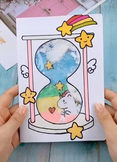 Diy Crafts Hacks, Diy Crafts For Gifts, Diy Arts And Crafts, Diy Projects, Diy Gifts At Home, Cool Paper Crafts, Fun Crafts, Kawaii Diy, Kawaii Crafts