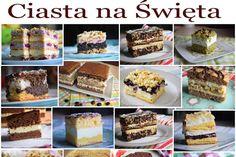 Ciasto łaciate | kruche babeczki Krispie Treats, Rice Krispies, Polish Recipes, Polish Food, Dessert Recipes, Desserts, Cheesecake, Muffin, Cooking