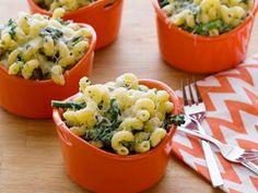 Mac-n-Cheese-n-Spin-occolini Bake--Looks pretty good!