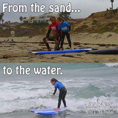 #surfing #surf #beach #lessons #sandiego http://sandiegosurfingschool.com/san-diego-surf-classes-lessons/
