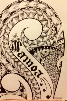 Taino Indian Tattoos - The Timeless Style of Native American Art - Tattoo Shops Near Me Local Directory - Samoan tat - Polynesian Tribal Tattoos, Polynesian Art, Samoan Tattoo, Indian Tattoos, Chinese Tattoos, Tattoo Maori, Maori Art, Tattoo Ink, Samoan Designs