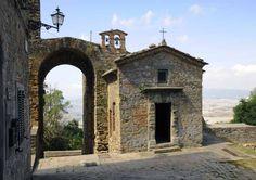 San Felice Gate - Volterra - Tuscany #volterra #volterratur