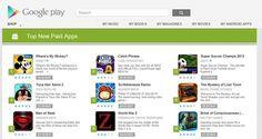 Το Google Play προχώρησε σε κάποιες αλλαγές στην εμφάνιση των εφαρμογών που βρίσκονται στο Play Store. Προς το παρόν οι αλλαγές αυτές έχουν εφαρμοστεί πλήρως στην desktop έκδοση του Google Play.
