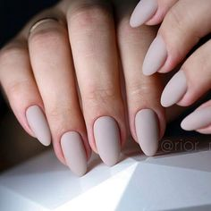Places That Do Matte Nails Near Me with Nail Care Spa Smyrna these Grey Matte Nails On Dark Skin near Matte Nail Polish French Manicure Neutral Nails, Nude Nails, Gel Nails, Nail Polish, Maroon Nails, Coffin Nails, Classy Nails, Stylish Nails, Trendy Nails