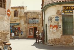 Asmalti area Nicosia - North Cyprus