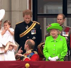 The Queen wants William and Harry to be more like Philip