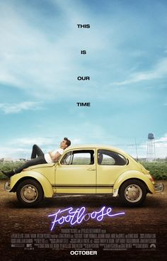 Footloose , starring Kevin Bacon, Lori Singer, John Lithgow, Dianne Wiest. A city teenager moves to a small town where rock music and dancing have been banned, and his rebellious spirit shakes up the populace. #Drama #Music #Romance