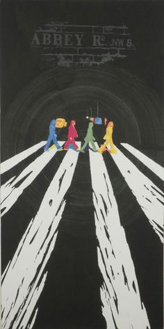 The Beatles, Abbey Road: Tunnel