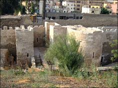 Saladin's Medieval Wall