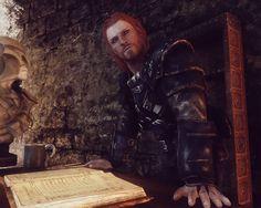 brynjolf | Tumblr Elder Scrolls Games, Elder Scrolls Skyrim, Brynjolf Skyrim, Skyrim Thieves Guild, Tes Skyrim, Arrow To The Knee, Skyrim Funny, Shadow Of The Colossus, Heavy Breathing