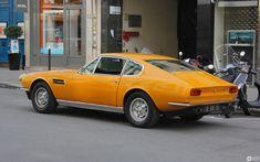 Aston Martin DBS V8 1969 - 1972 Aston Martin Dbs, Classic Aston Martin, British Car, My Ride, Sport Cars, Motor Car, Concept Cars, Dream Cars, Retro Vintage