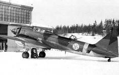 Finnish Ilyushin Il-4 ~ BFD