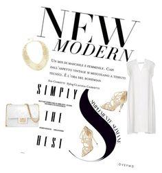 Designer Clothes, Shoes & Bags for Women Jimmy Choo, Polyvore, Vintage, Design, Women, Design Comics