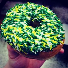 Say YES to sweets on St. Patrick's Day.