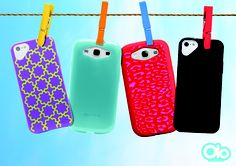 The Olo by Case-Mate range offers simple, bright and affordable device protection. The range comprises vibrant colours and stylised designs for fun and fashionable cases that are sure to bring a smile to your face. http://www.cleverkit.com/cases/by-brand/olo-by-case-mate