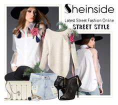 """""""SheInside377"""" by sneky ❤ liked on Polyvore featuring PLANT, Carven and Burberry"""
