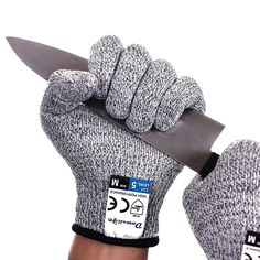 Meet These Safety Anti-Cut Gloves For Working At Home And In The Garden Without Fearing Of Scratches And Cuts!