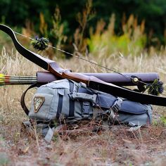 Pack Config — Archery Loadout One of Piotr Ma's Mystery Ranch. Crossbow Targets, Crossbow Arrows, Crossbow Hunting, Wilderness Survival, Camping Survival, Outdoor Survival, Survival Weapons, Survival Gear, Survival Skills