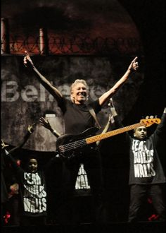 ThinkFloyd61: Roger Waters: 'The Wall é minha vida'