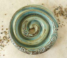 Seifenschale aus Ton | Silkeramik