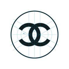 Chanel logo architecture |  https://www.grafik.net/category/logoform/fifth-element#