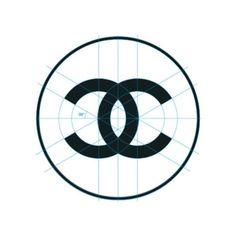 "Chanel // Monogram // Instantly recognisable, this iconic logo comprising two interlocking uppercase san serif ""C""s is both simple and genius."