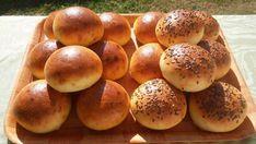 Így készíthetsz igazi tökéletes hamburger zsömlét otthon egyszerűen! Food And Drink, Pizza, Soup, Bread, Basket, Soups, Bakeries, Breads, Chowder
