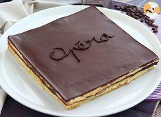 Saint honoré, receta explicada paso a paso, Receta Petitchef Chocolate Fundido, Beignets, I Foods, Frosting, Cocoa, Biscuits, Bakery, Deserts, Pie
