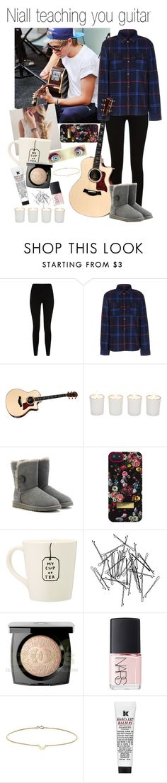 """Niall Teaching You Guitar (Requested)♡"" by one-direction-outfitsxxx ❤ liked on Polyvore featuring Givenchy, A.P.C., Witchery, UGG Australia, Ted Baker, Monki, Chanel, NARS Cosmetics and Minor Obsessions"