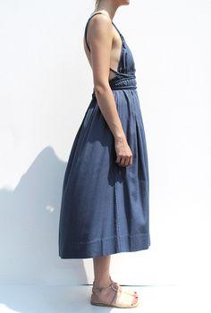 ..... Infinite Pulley Dress via MNZ