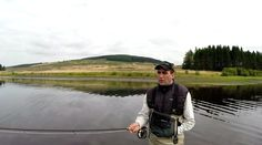 Spey Casting using a Single Handed Rod with Fly Fishing Instructor Andrew Toft